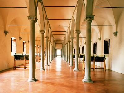Library of the Convent of San Marco in Florence