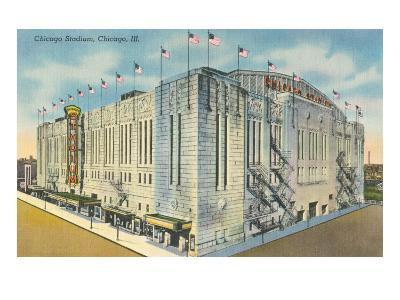 Chicago Stadium, Chicago, Illinois