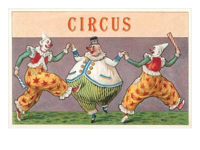 European Circus Clowns