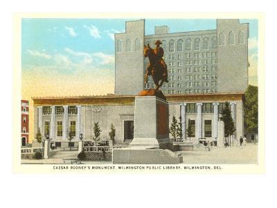 Caesar Rodney Monument, Wilmington