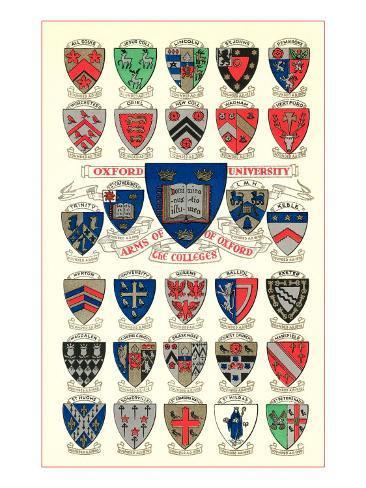 Bildergebnis für all university college crests