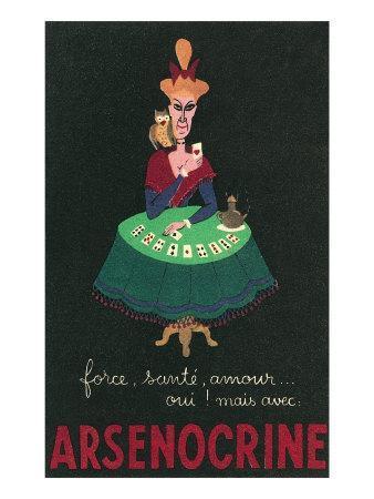 Arsenocrine