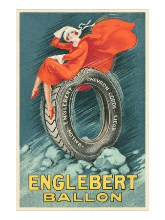 Flapper on Car Tire