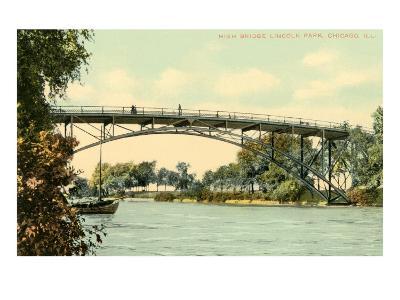 High Bridge Lincoln Park, Chicago, Illinois