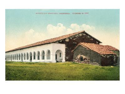 Mission San Fernando, California