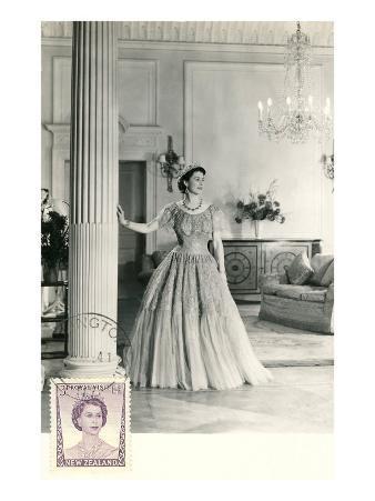 Queen Elizabeth at Home