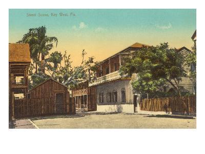 Street Scene, Key West