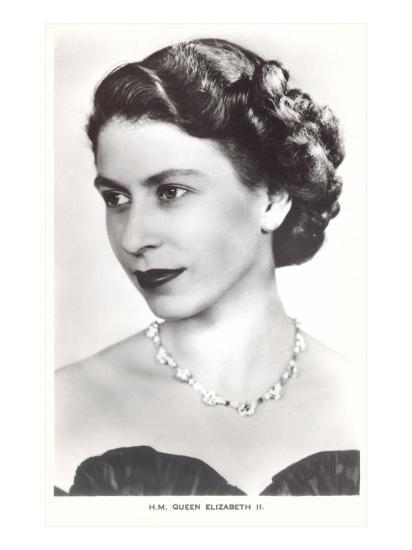 Image result for queen elizabeth young