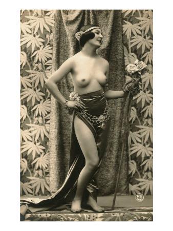 Topless Dancer