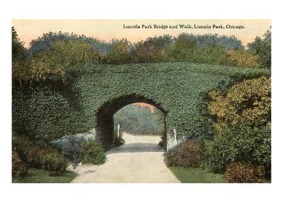 Lincoln Park Bridge, Chicago, Illinois