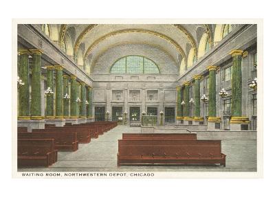 Northwestern Depot, Chicago, Illinois