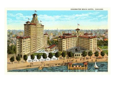 Edgewater Beach Hotel, Chicago, Illinois