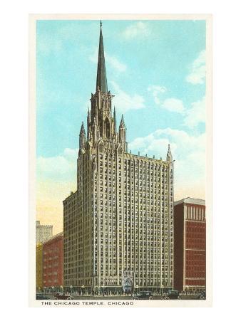 Methodist Temple, Chicago, Illinois
