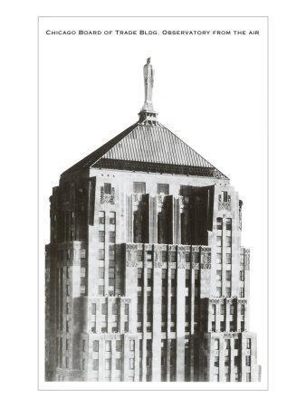 Board of Trade, Chicago, Illinois