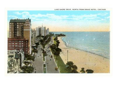Lake Shore Drive, Chicago, Illinois