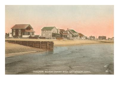 Chalker Beach, Saybrook, Connecticut