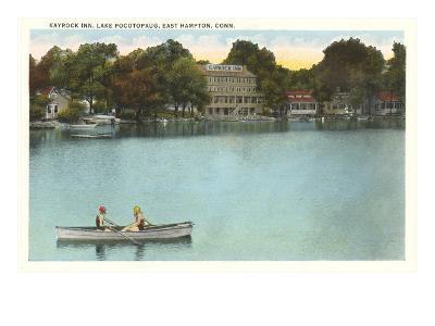 Kayrock Inn, Lake Pocotopaug, Connecticut