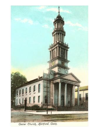 Center Church, Hartford, Connecticut