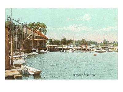 Sluice Dock, Guilford, Connecticut
