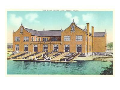 Yale Boat House, New Haven, Connecticut