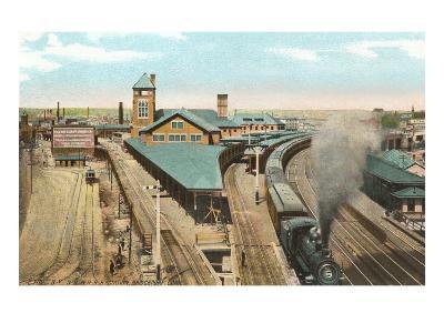 Train Station, Bridgeport, Connecticut