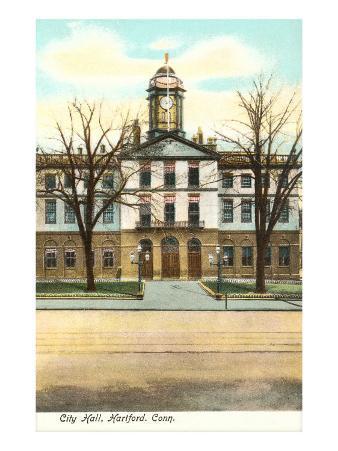 City Hall, Hartford, Connecticut