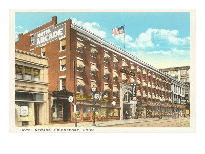 Hotel Arcade, Bridgeport, Connecticut