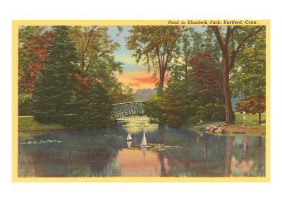 Elizabeth Park, Hartford, Connecticut