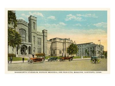 Wadsworth Atheneum, Hartford, Connecticut