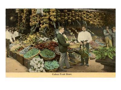 Cuban Fruit Store