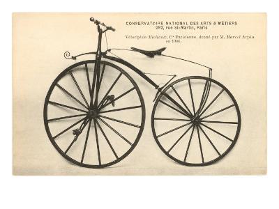 Velocipede, 1906