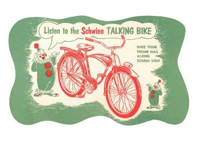 Listen to Schwinn Talking Bike