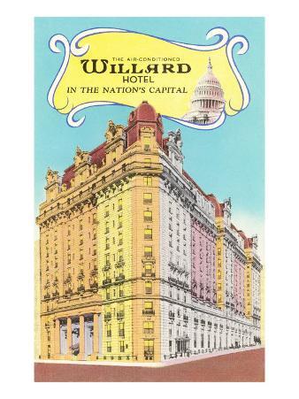 Willard Hotel, Washington D.C.