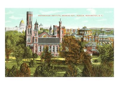 Smithsonian Institute, Washington D.C.