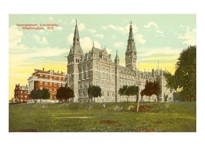 Georgetown University, Washington D.C.