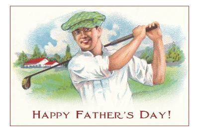 Happy Father's Day, Golfer