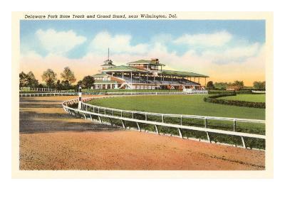 Delaware Park Race Track, Wilmington, Delaware