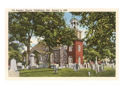 Old Swedes' Church, Wilmington, Delaware