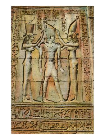 Egyptian Bas-Relief