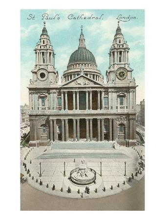 St. Paul's Cathedral, London, England