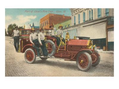 Fire Equipment, Alton, Illinois