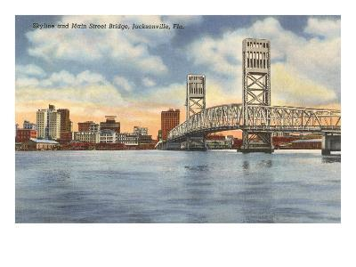Bridge, Jacksonville, Florida