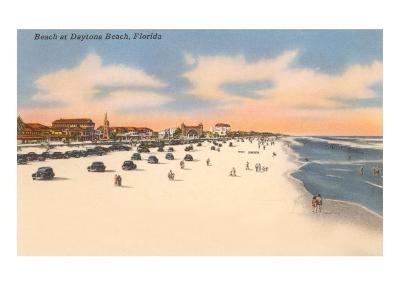 Beach, Daytona Beach, Florida