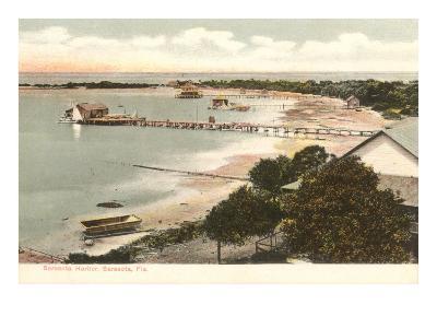 Piers, Sarasota, Florida