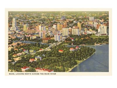 View of Miami, Florida
