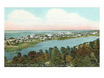 View of West Palm Beach, Florida