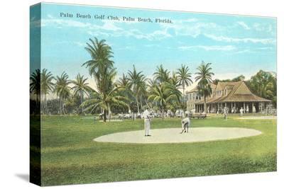 Golf Course, Palm Beach, Florida