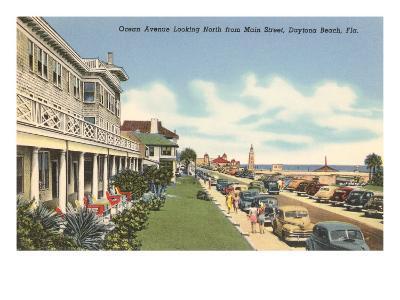 Ocean Avenue, Daytona Beach, Florida
