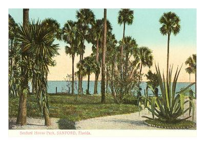 Sanford House Park, Sanford, Florida