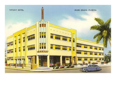 Tiffany Hotel, Miami Beach, Florida